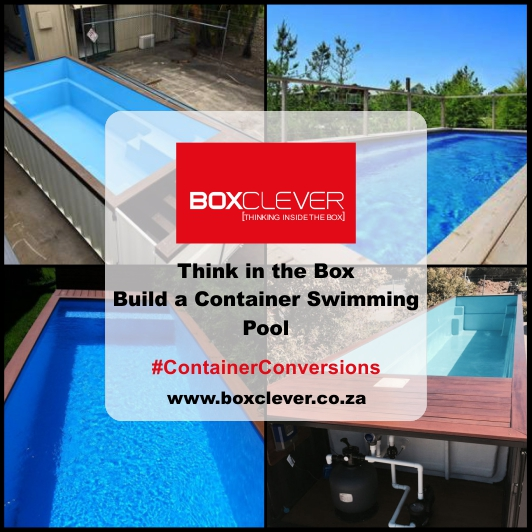 How to Build a Container Swimming Pool