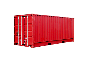 6M = 20′ GP (General Purpose) Container