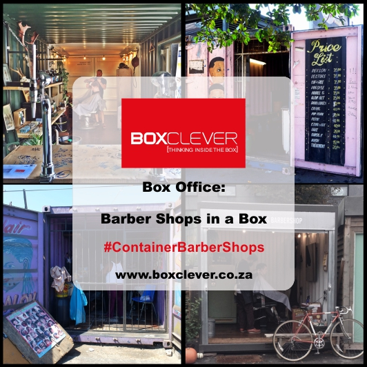 Barber Shops in a Box: The General's Store