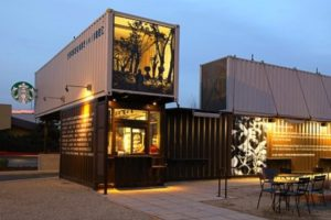 The inspiration for a sustainable container store