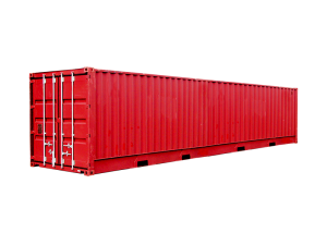 12M = 40′ HC (High Cube) Container